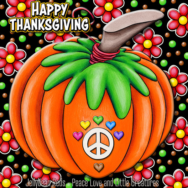 Peace, Love and Thanksgiving Album
