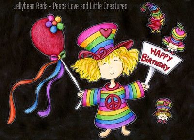 Sassy Girl Birthday Album