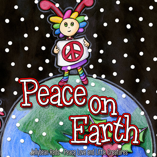 Peace on Earth - Little Girl Creature