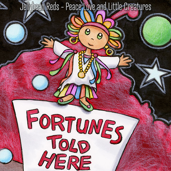 Gypsy Girl Fortune Teller - Fortunes Told Here