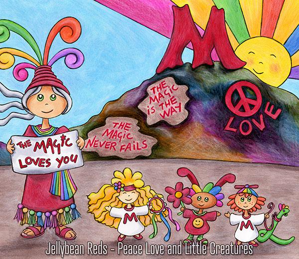 Magic Mountain - The Magic Loves You