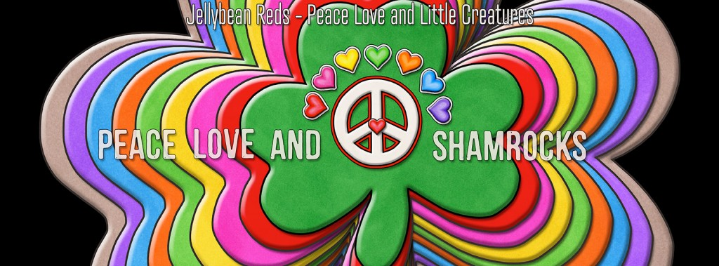 Rainbow Shamrocks – Colors of My Soul – Cover Images