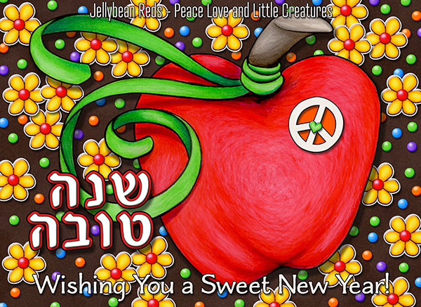Wishing You a Sweet New Year!