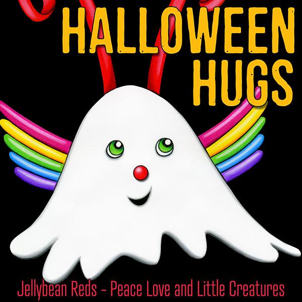 Happy Ghost Zing - Halloween Hugs