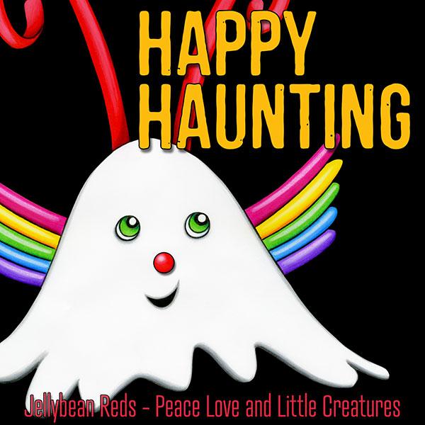 Happy Ghost Zing - Happy Haunting
