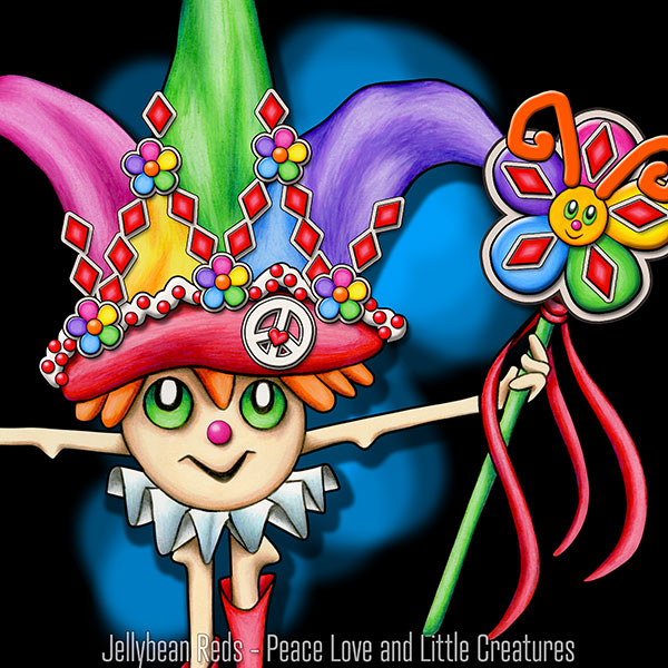 Jelly's Jester Collection – Only the Jester Knows