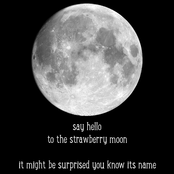 Eternal Clock: Strawberry Moon