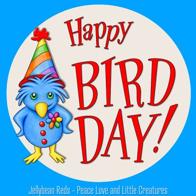 Happy Bird Day