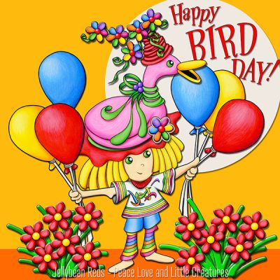 Happy Bird Day – Collection No2