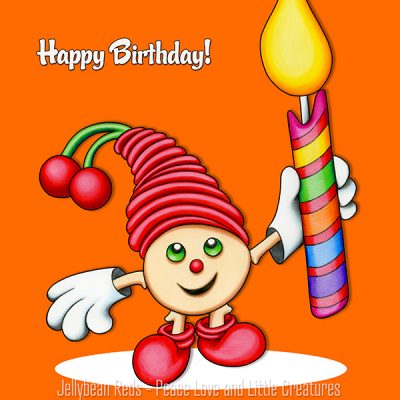 Cupcake Birthday Collection – No1