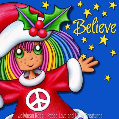 Believe – Santa Girl Collection