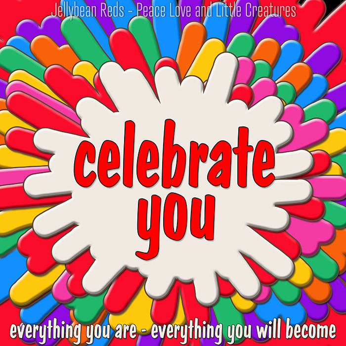 Celebrate You - Rainbow Explosion