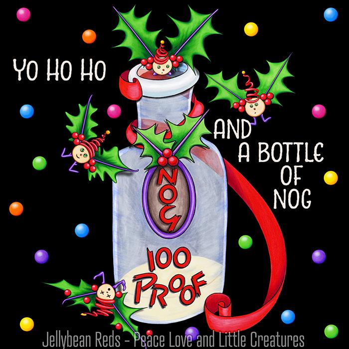 Yo Ho Ho and a Bottle of Nog