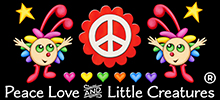 Peace Love and Little Creatures