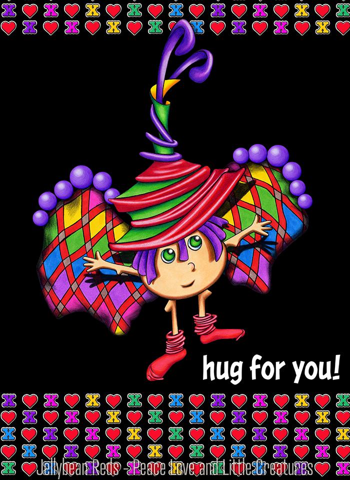 Hug for You - Hug Me Muse - XOXO