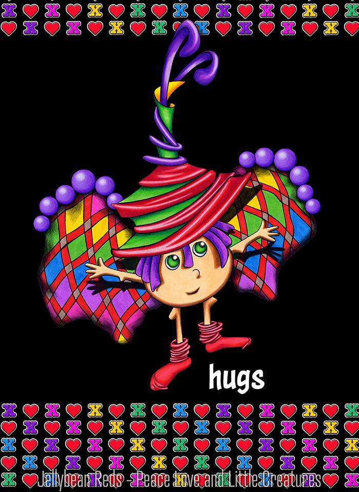 Hugs - Hug Me Muse - XOXO