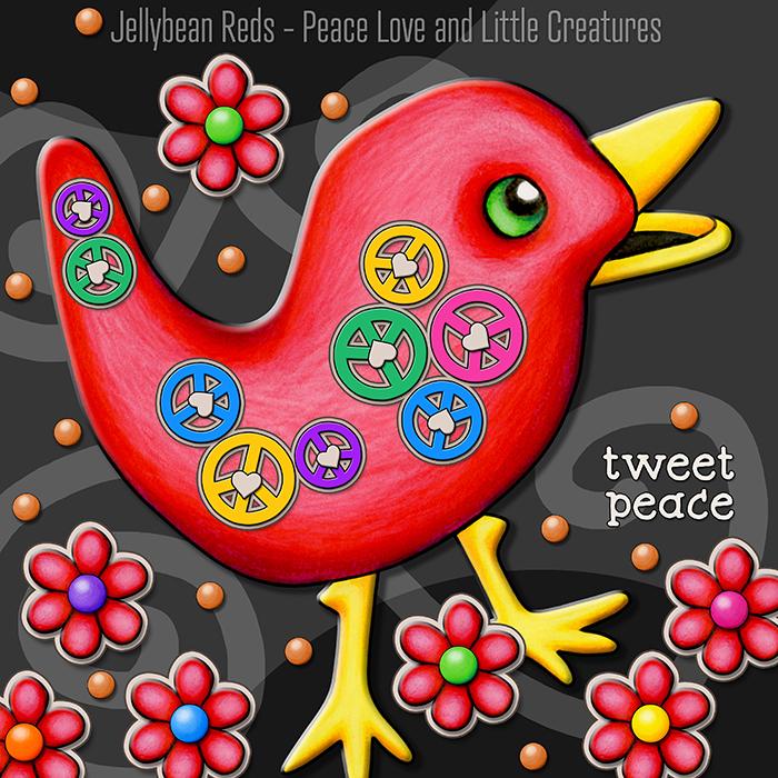 Tweet Peace